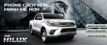 Toyota Hilux 2.8G, 2.4E 2017 - AT | MT